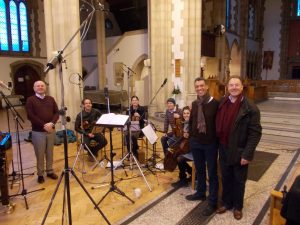 Graham J. Lloyd, The Carducci String Quartet, Roderick Williams and Ian Venables