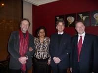The Composer with John Casken, Paul Rozario and Mark Bebbington