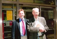 Ian Venables with Daniel Pinkham